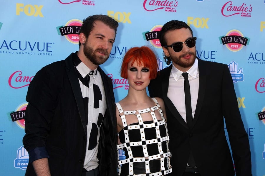 Singer Hayley Williams Battles Depression