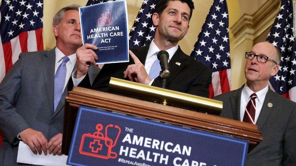 New health care bill affect rehab