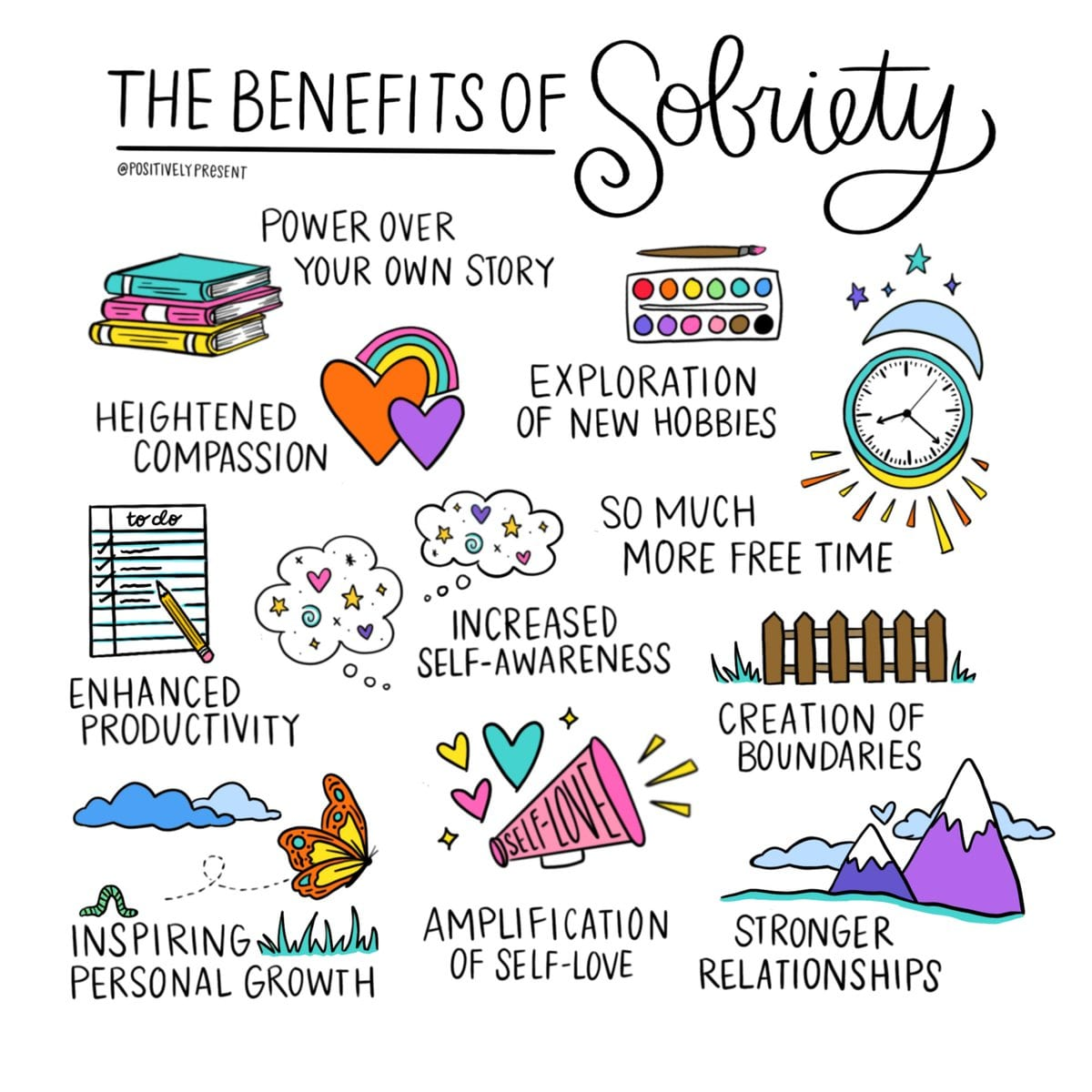 The Benefits Of Sobriety