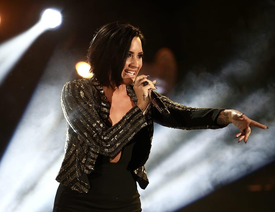 Demi Lovato's Rocky Recovery Journey