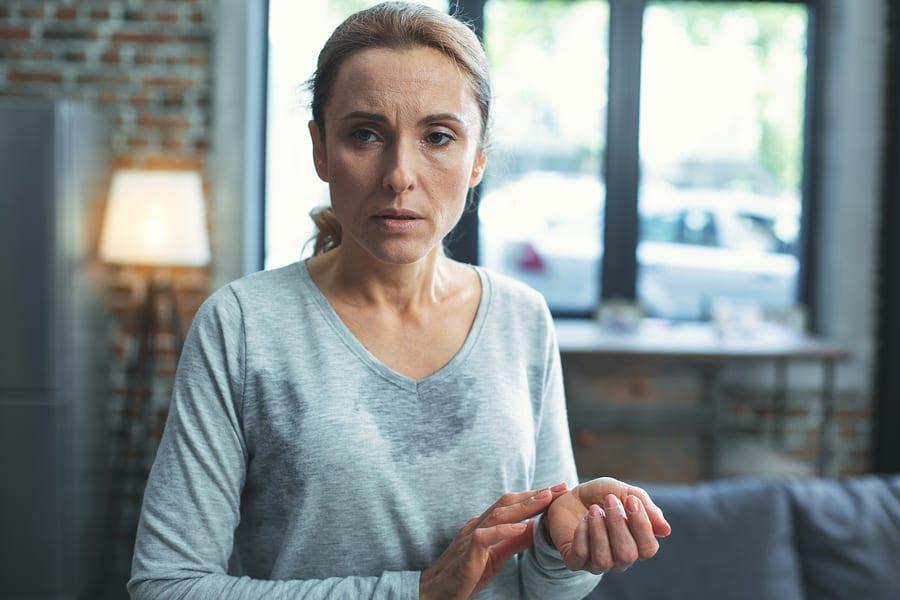 Dealing Menopause Depression