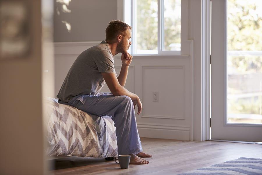 Men in Depression