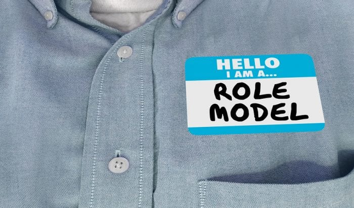 Bigstock Role Model Good Example Look U