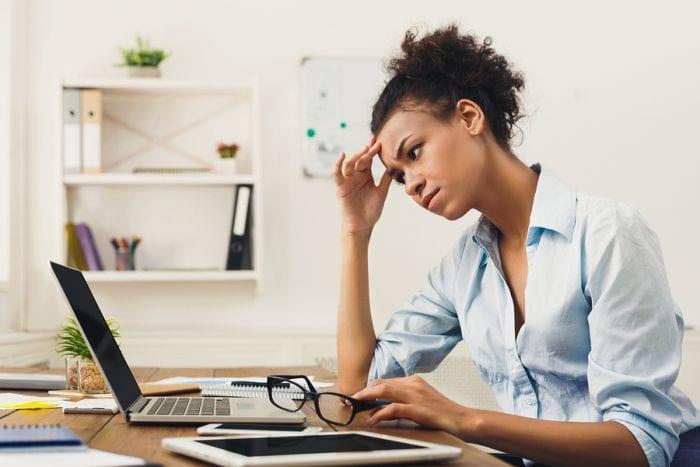 Bigstock Deadline Stress Concept Sad
