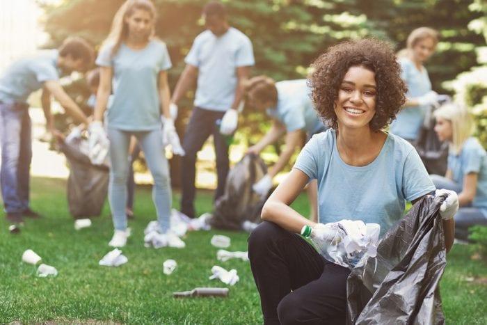 Bigstock Volunteering Charity And Ecol