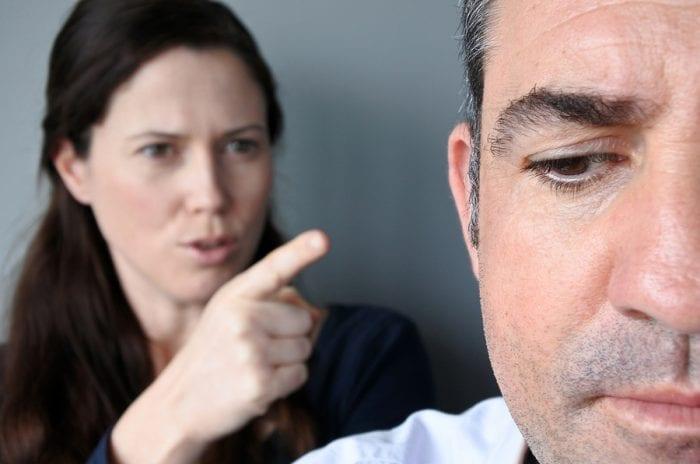 Bigstock Woman Blaming Her Husband